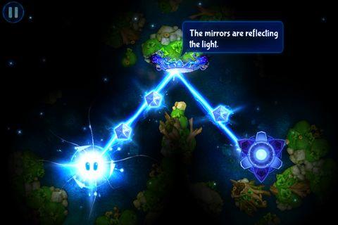 Logikspiele: Lade Gott des Lichts auf dein Handy herunter