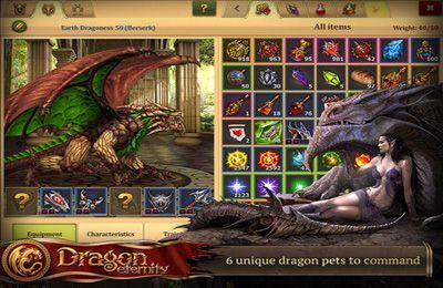 Dragons de l'éternité