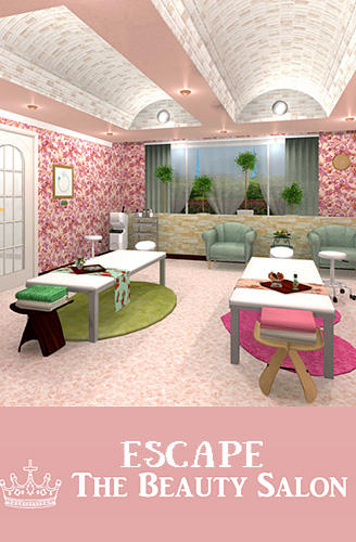 Escape a beauty salon Screenshot