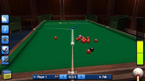Pro Snooker und Pool 2015 Bild 1