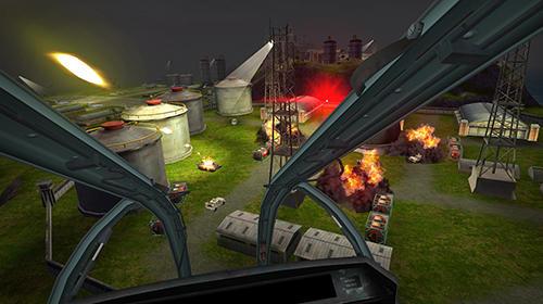 Gunship battle 2 VR screenshot 4