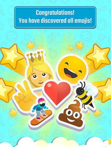 Match the emoji: Combine and discover new emojis! für Android