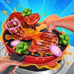 Restaurant master: Kitchen chef cooking game ícone