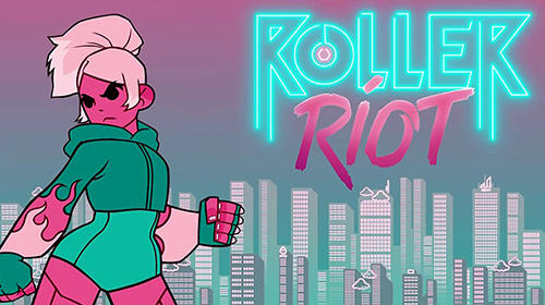 Roller riot screenshot 1