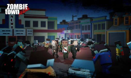 Zombie town: Ahhh screenshot 1