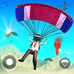 Pixel battle royale icono