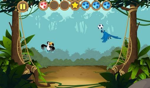 Rio 2: Sky Soccer! для Android
