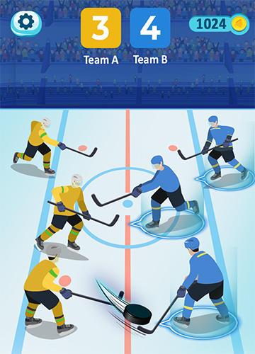 Ice hockey strike для Android