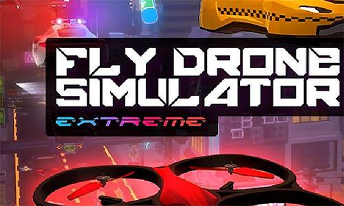 Fly drone simulator extreme captura de pantalla 1