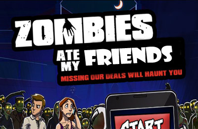 logo Zombies Ate My Friends