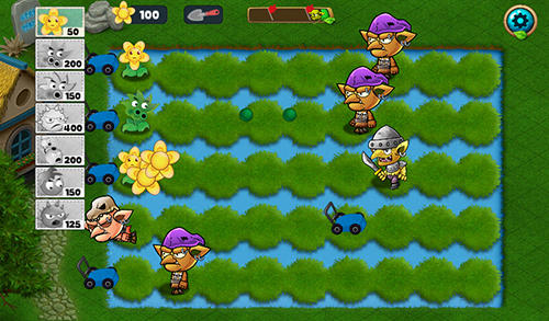 Plants vs goblins for Android