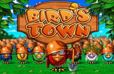 logo La ciudad de pájaros Deluxe