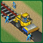 Construct railway: Train games Symbol