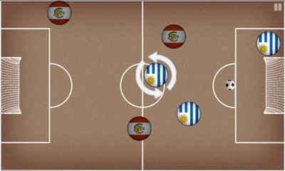 Pocket Soccer for Android