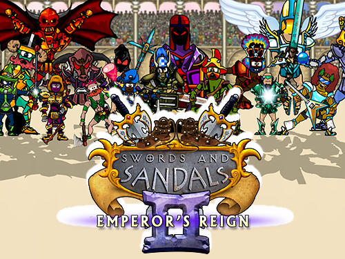 Swords and sandals 2: Emperor's reign Screenshot