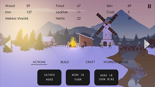 The bonfire: Forsaken lands скриншот 1