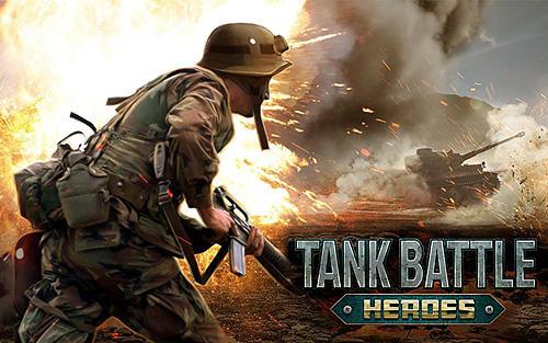 Tank battle heroes captura de pantalla 1