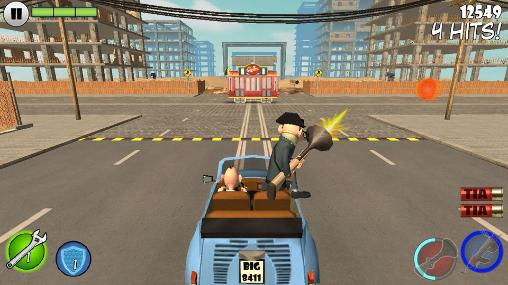 Mortadelo and Filemon: Frenzy drive for Android