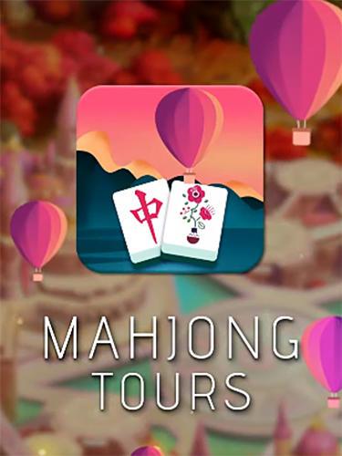 Mahjong tours screenshot 1