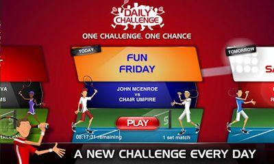 Esportes Stick Tennispara smartphone