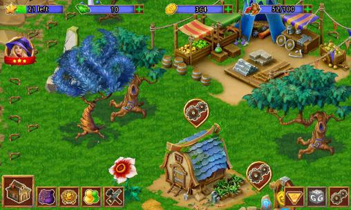 Strategie Tales of Windspell für das Smartphone