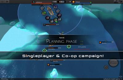 Screenshot Leviathan: Kriegsschiffe auf dem iPhone