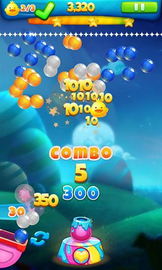 Hero bubble shooter pour Android