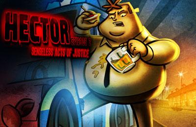 logo Hector: Teil 2 - Sinnlose Handlungen der Gerechtigkeit