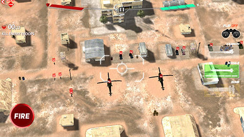 Shooter aus der Vogelperspektive Drone 2: Air assault auf Deutsch