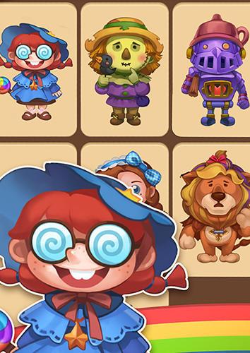 Arcade-Spiele Wicked OZ puzzle für das Smartphone