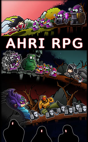 Ahri RPG: Escape the rift Screenshot