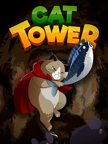 logo Cat tower: Idle RPG
