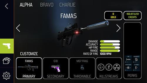 Fuerza de la bala en español