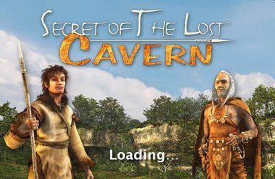 logo Secret of the Lost Cavern: Episode 2-4