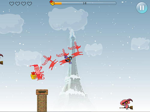 Santa: Great adventure for Android