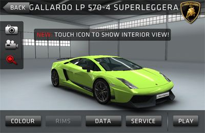 Racing games: download Sports Car Challenge to your phone