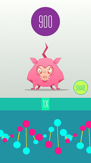 Tap evolution: Game clicker Screenshot