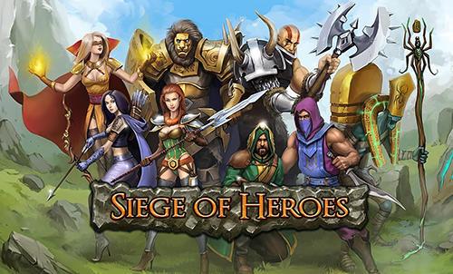 アイコン Siege of heroes: Ruin