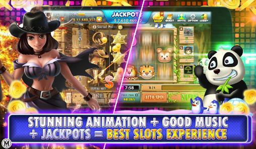 Arcade Full house casino: Lucky slots für das Smartphone