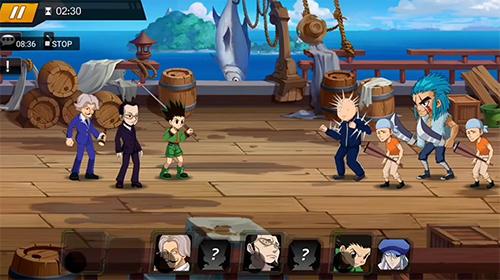 Animespiele Hunter fantasy auf Deutsch