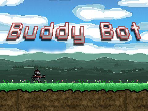 logo Buddy bot: Slayer of sadness