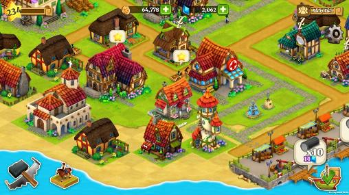 Townville: Farm, build, trade pour Android