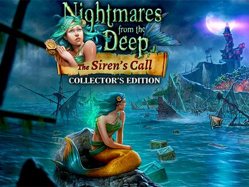 Nightmares from the deep 2: The Siren's call collector's edition captura de tela 1