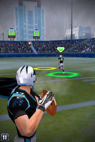 NFL: Quarterback 15 für iPhone