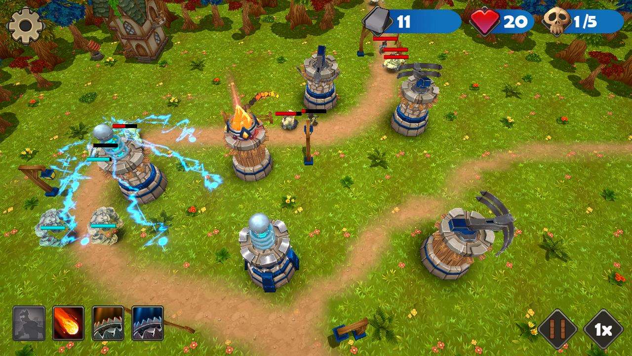 The Defender's Oath - Tower Defense Game for Android