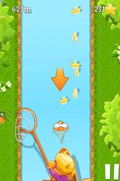 Аркади: завантажити Погоня жовтої рибки з друзями на телефон