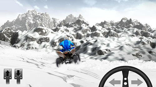 ATV snow simulator für Android