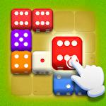 Иконка Fantastic dice: Merge puzzle