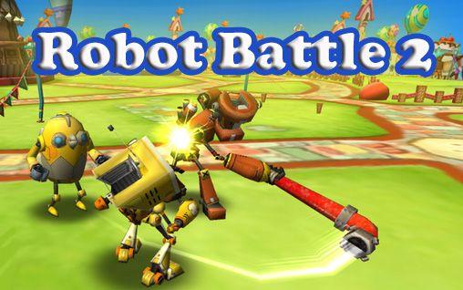 Robot battle 2 Screenshot