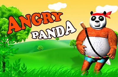 logo Ärgerlicher Panda (Weihnachts- und Neujahrsspezial)
